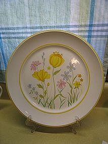 Johnson Brothers Spring Day  Plate