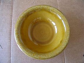 Canonsburg Butterscotch Bowl