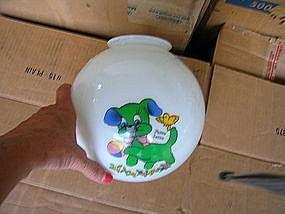Nursery Light Globe