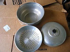 Vintage Bun Warmer