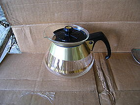 Pyrex Coffee Coffee Pot