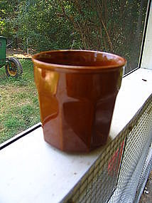 Pottery Measuring Cup