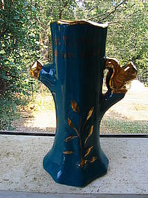 West Virginia Anniversary Vase