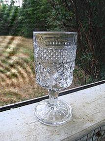 Anchor Hocking Wexford Wine Glass