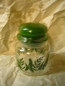 Anchor Hocking Apothecary Jar