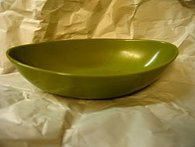 Green Melmac Bowl