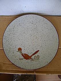 Roadrunner Plate