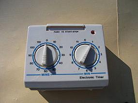 Vintage Electronic Timer