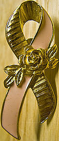 Avon Ribbon Pin