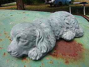 Resin Cocker Spaniel
