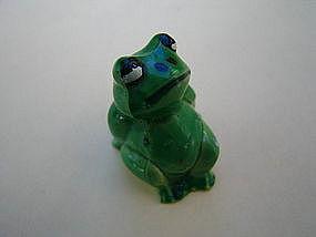 Vintage Frog Figurine