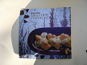Toastmaster Grillerie Cookbook
