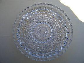 Beaded Diamond Point Bowl