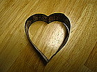 Tin Heart Cookie Cutter