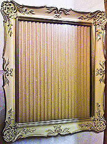 Vintage Metal Frame