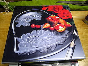 Studio Nova Winter Rose Tray