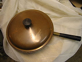 Copral Copper  Pan