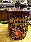Treasure Craft Cookie Jar