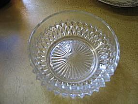 Indiana Glass Diamond Point Bowl