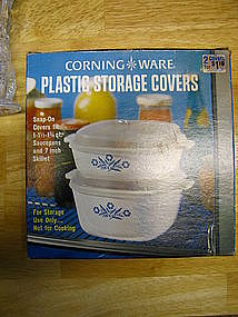 Corning Plastic Storage Cover