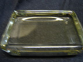 Glass Soap Dish