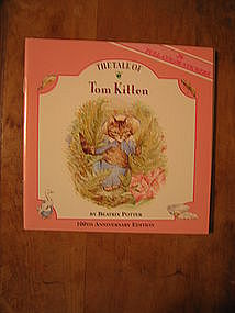 The Tale of Tom Kitten 100th Anniversary