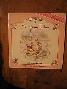The Tale of Mr. Jeremy Fisher 100th Anniversary