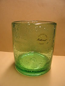 Artland Green Glass