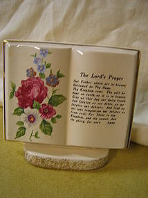 Lord's Prayer Planter