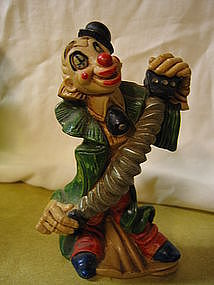 Italian Clown Figure