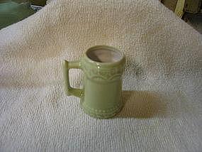 Pottery Stein Toothpick Holder