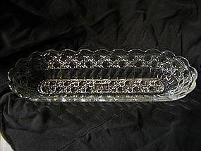 Avon Crystal Dish