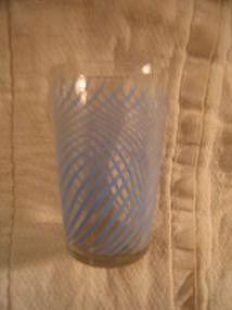 Libbey Swirl Glass
