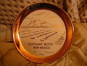 Elephant Butte Plate