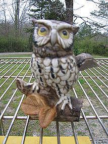 Homco Owl