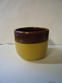 Handleless Pottery  Cup