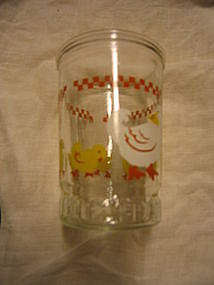 Duck Jelly Glass