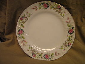 Creative China Regency Rose Plate