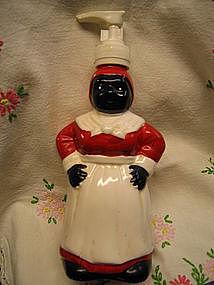 Vintage Aunt Jemima Dispenser