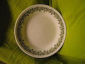 Corelle Crazy Daisy Bread Plate