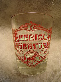 American Adventures Glass