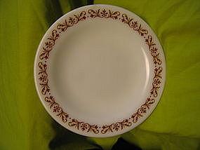 Corning Decor Plate