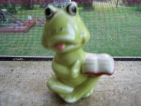 Teacher Frog