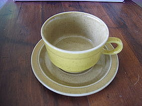 Potterskraft Finlandia Cup and Saucer
