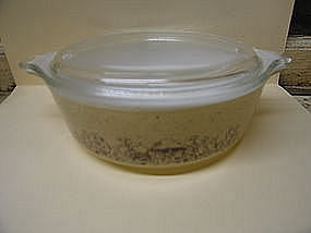 Pyrex Forest Fancies Casserole