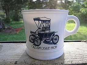 Oldsmobile Shaving Mug