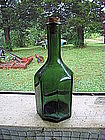 Green Bitters Bottle