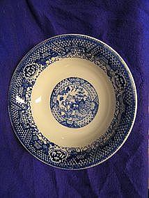 Scio Blue Willow Bowl