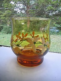 Amber Libbey Glass