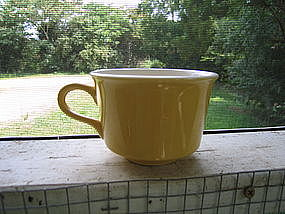 Royal China Yellow Cup